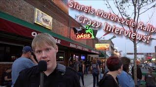 Favorite Swear Words! Sturgis Rally Interviews