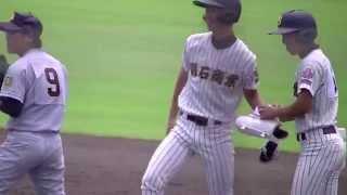 第97回全国高校野球選手権兵庫大会。
