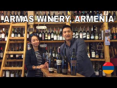 Armenian Wine From ArmAs