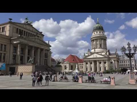 Berlin rund um die Friedrichstrasse August 2016