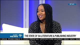 PT1 - The state of SA literature  publishing industry