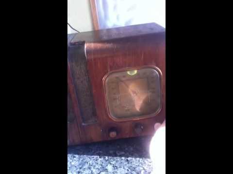 1938 Lafayette radio