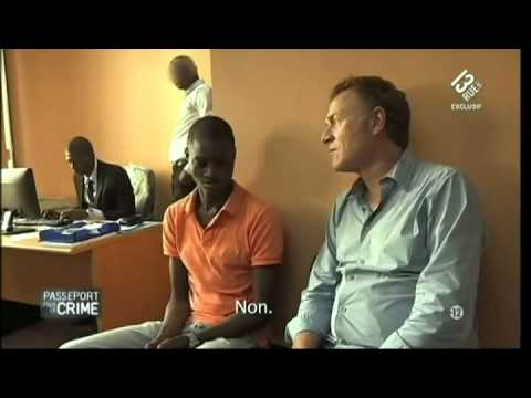 Abidjan : Un brouteur pris en flagrant délit par sa victime française et emprisonné