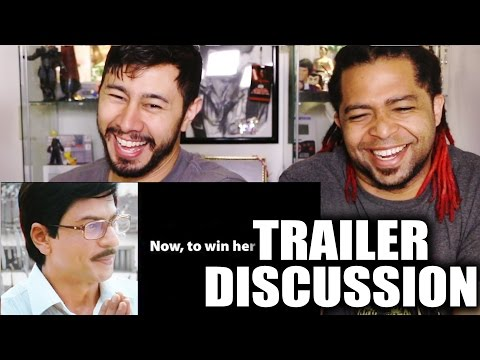 RAB NE BANA DI JODI Trailer Discussion by Jaby & Akasan!