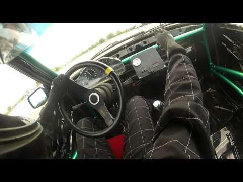 Grevena Drift Team @ 1st Drift & Auto GP Kozani (In Car)
