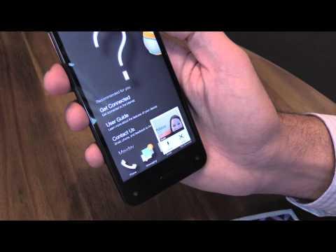 Amazon Fire Phone vs. Samsung Galaxy S5: Specs Compared