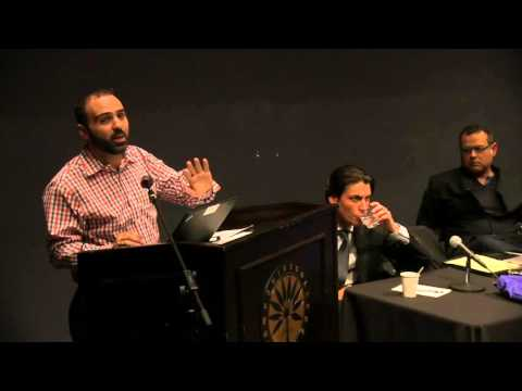 2016 • Upheaval in the Middle East and Syria's Refugee Crisis Panels • Hampshire College