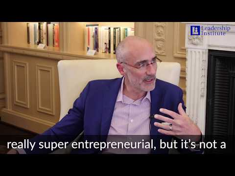 Between Two Jobs with Arthur Brooks