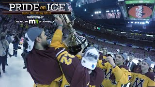 """Big Ten Sweep"" Pride on Ice: Gopher Hockey 2014-15 (Episode 6)"