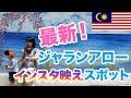 【マレーシア】最新!ジャランアローの穴場インスタ映えスポットが想像以上だった/最新! Jalan Alor超乎想象IG 打卡景点【中文字幕】