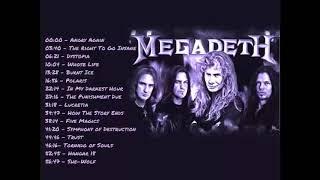 MEGADETH mix compilation chords   Guitaa.com