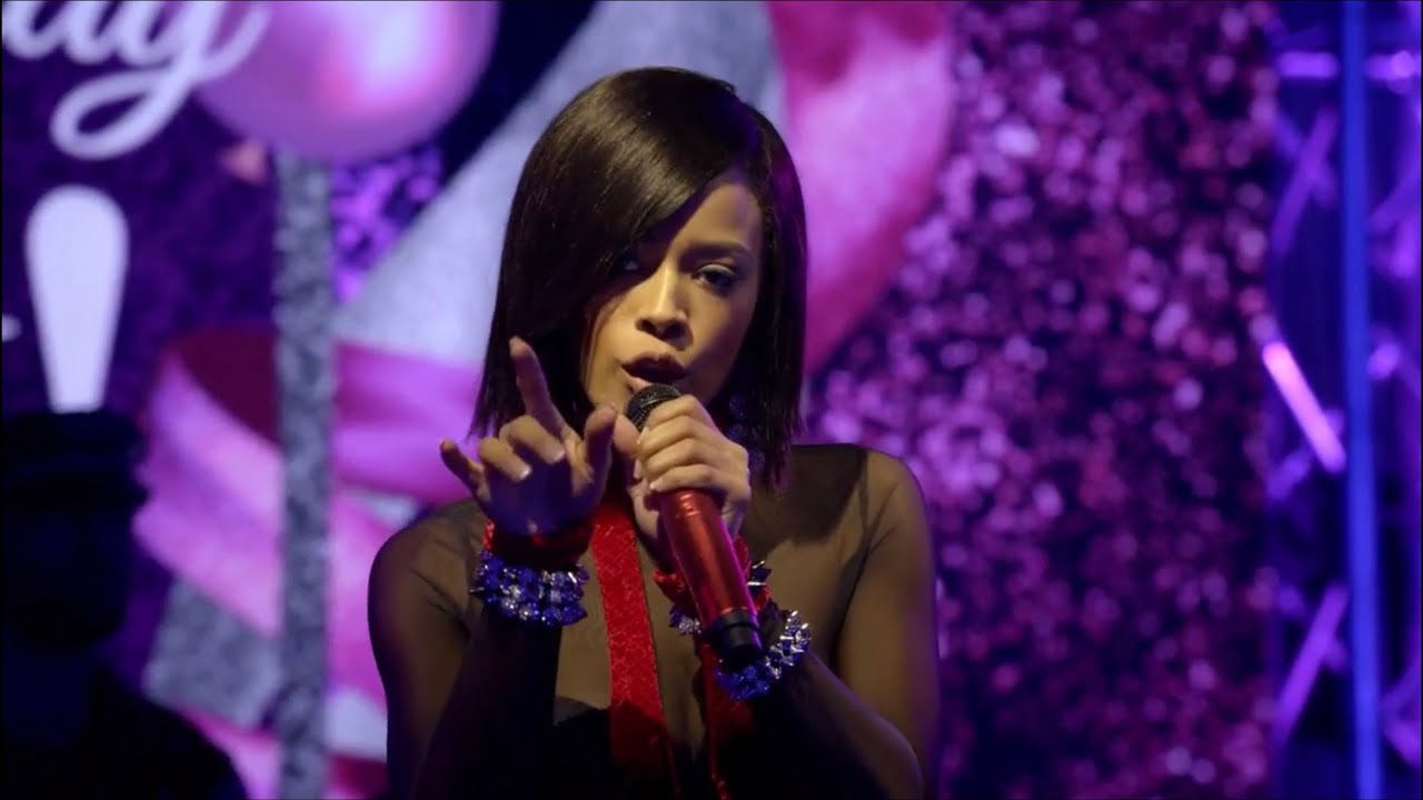 Download Empire 6x17 Tiana performs a diss track for Maya