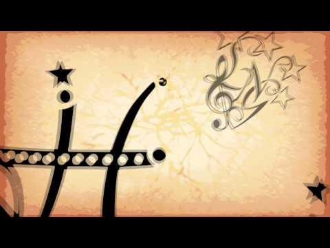 Musical Tattoos: Lettering Tattoo Harmonic twists