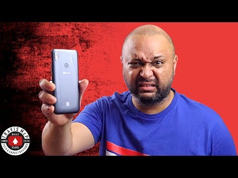 I bought a $99 3G Phone and used it for a week! Blu Studio Mega Review