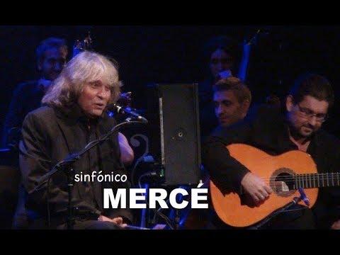 JOSÉ MERCÉ, CONCIERTO SINFÓNICO EN MADRID