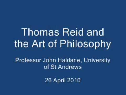 Thomas Reid and the Art of Philosophy