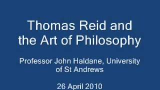Thomas Reid and the Art of Philosophy