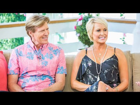 Jack Wagner And Josie Bissett - Home & Family