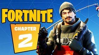 I Am in Fortnite! Fortnite Chapter 2