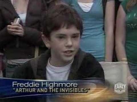 Child Star: Freddie Highmore