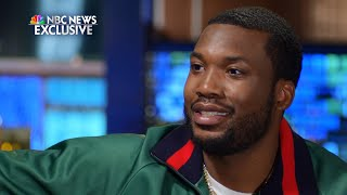"""Rapper Meek Mill Tells Lester Holt, """"Something is Not Working"""" With U.S. Justice System"""