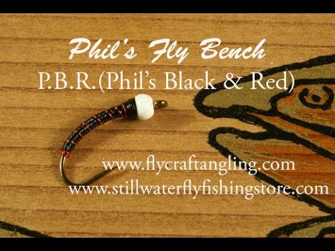 Phil's Black and Red PBR