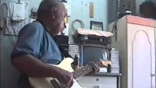A.Rahman Hassan  -  Hanya Untuk Ku  -  Guitar Instrumental  by  Zan1948.