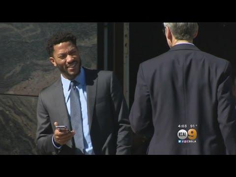Jury Clears Derrick Rose, Friends In Alleged Gang Rape Lawsuit
