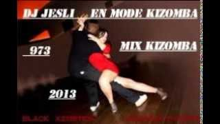 Mix Kizomba Session 1 . 2013 Mixé Par Dj Jesli 973