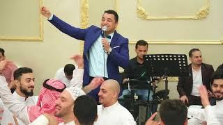 فرح شعبي في جدة السعودية والمطرب يفني بداري الاه امين عاكف 2018