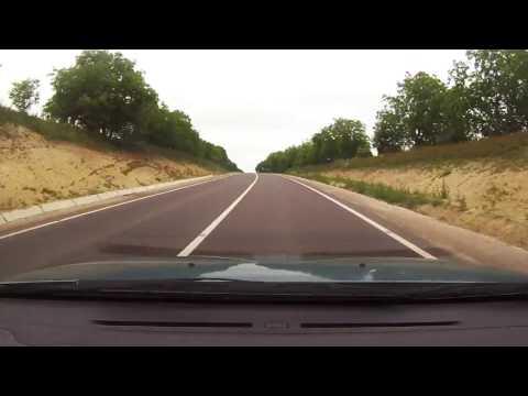 GoPro Vehicle CRASH! Road Trip Republic of Moldova / M2 Chisinau - Soroca