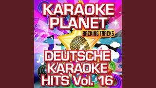 Ich wär' so gern so blöd wie du (Karaoke Version) (Originally Performed by Tic Tac Toe)