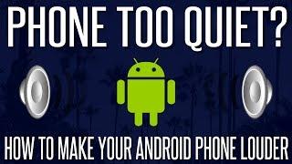 Telefoon Te Rustig? - Hoe Maak Je Android Telefoon Luider | 2019