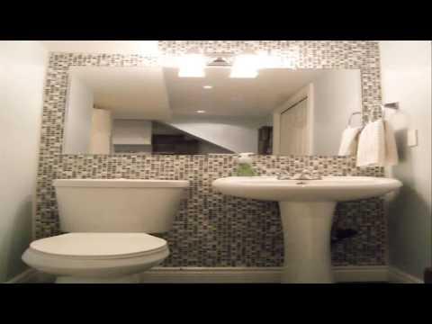 Contemporary Half Bathroom Designs