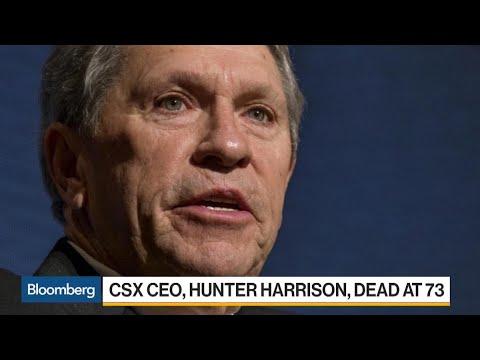 The Legacy of CSX's Hunter Harrison