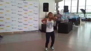 дансхолл обучение и занятия с хореографом