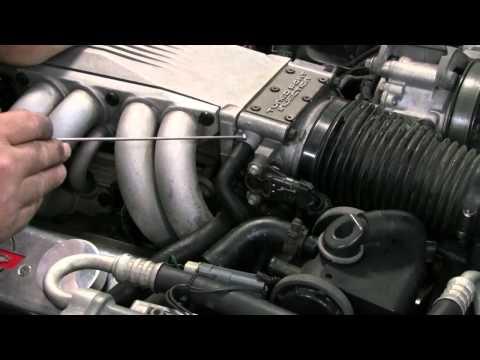C4 Corvette Cutaway Leaves Between Radiator Doovi