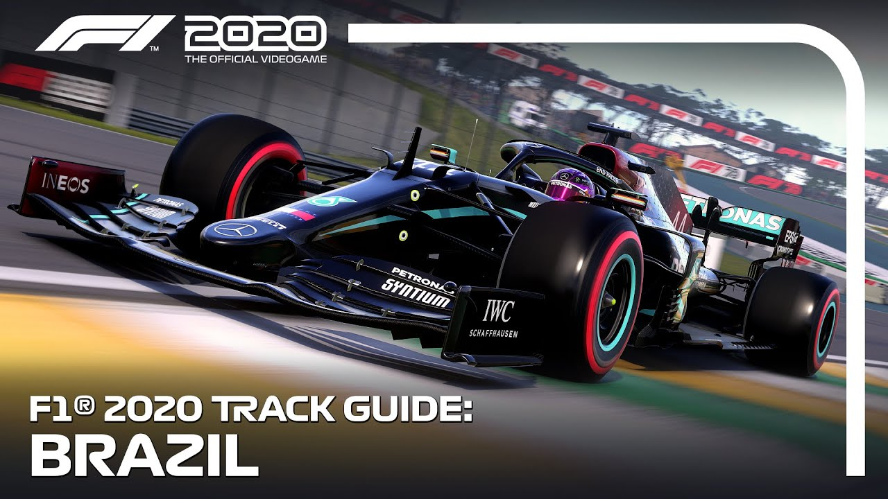 F1 2020 – Brazil GP – Autódromo José Carlos Pace – Interlagos – Bsimracing