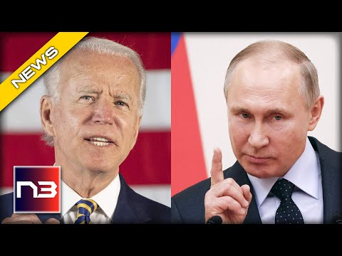 Media Laughs out Loud after Biden Admits What he Told Vladim