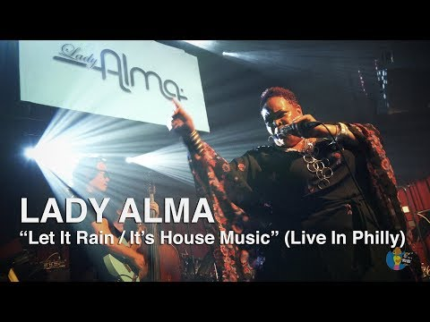 Lady Alma -