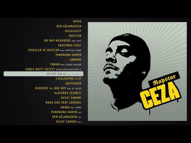 CEZA - Neyim Var ki feat. Sagopa K (Official Audio)