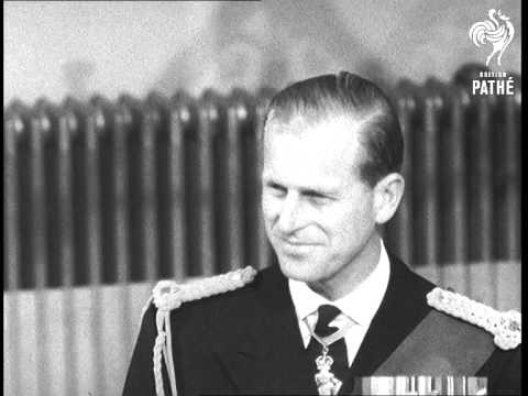 Selected Originals - Prince Philip At The Mansion House (1957)