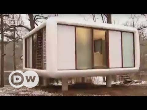 Iconic Designs: The loft cube | DW English