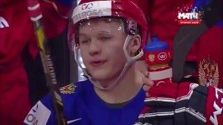 МЧМ по хоккею 2016 Финал Россия - Финляндия 3:4 (голы)