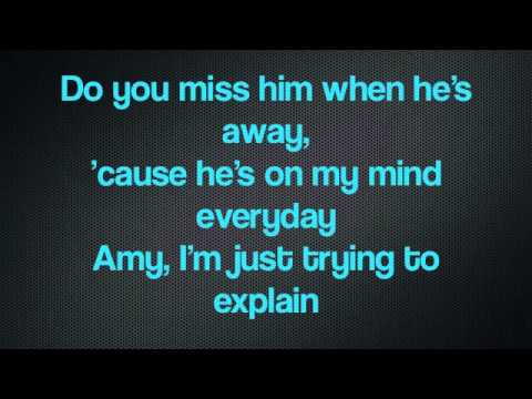 Amy - Sunny Sweeney Lyrics