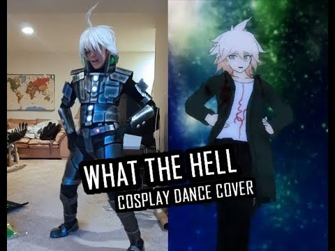 【Cosplay Dance Cover】KIIBO - What The Hell - YouTube