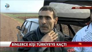 Suriye Sınırında Tansiyon Yükseldi. Türkiye, Suriye'yi Vurdu.