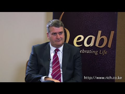An Interview with Charles Ireland MD East African Breweries Full Year 2014 Earnings Diageo