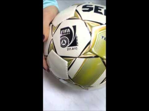 Мяч футбольный Select Brillant Super FIFA - YouTube