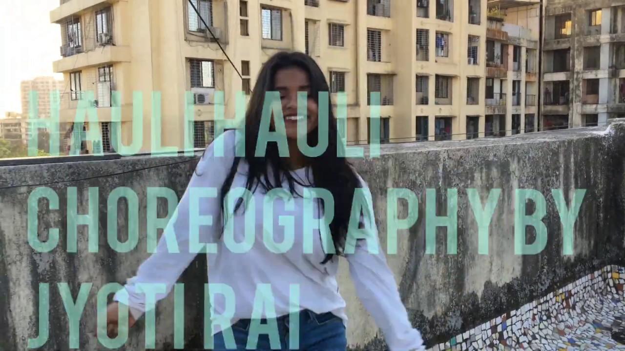 Hauli Hauli Bollywood Dance Workout Choreography   Garry Sandhu & Neha   FITNESS With Jyoti Rai